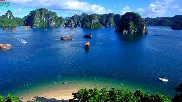 Những hình ảnh đẹp về thiên nhiên Việt Nam - Vịnh Hạ Long
