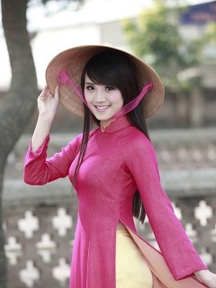Tải hình girl xinh Việt Nam duyên dáng dịu dàng