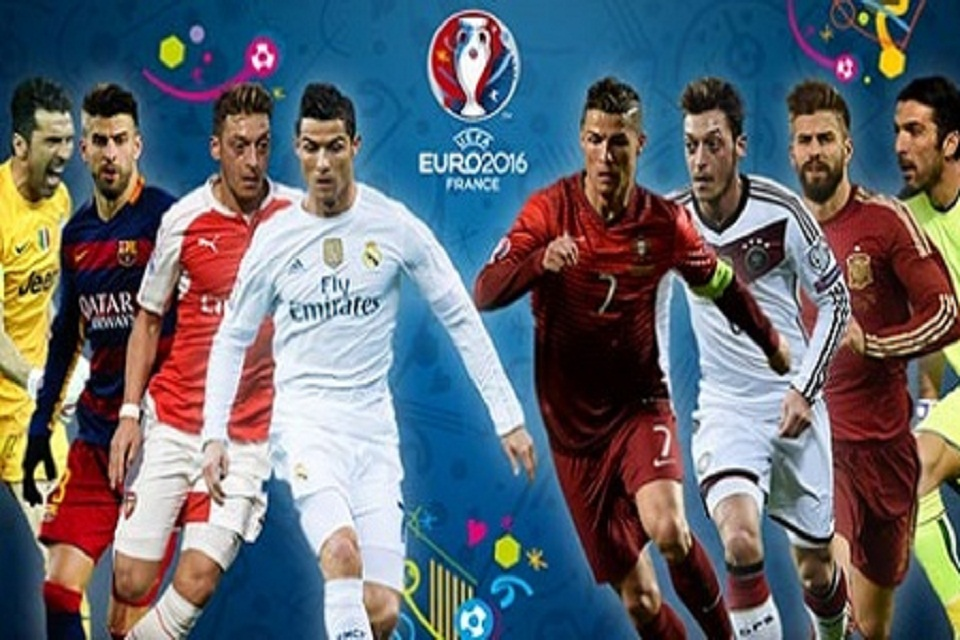 Hình ảnh Euro 2016 độc và ấn tượng nhất