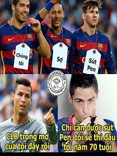 Xem ảnh chế hài vui mùa Euro 2016