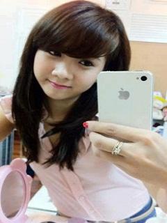Tải hình ảnh girl xinh facebook chụp ảnh tự sướng cực xinh