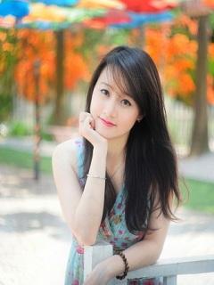 Hình nền girl xinh Việt Nam - Em đẹp dịu dàng