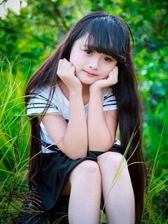 Hình ảnh gái sinh Việt Nam đẹp đến nao lòng
