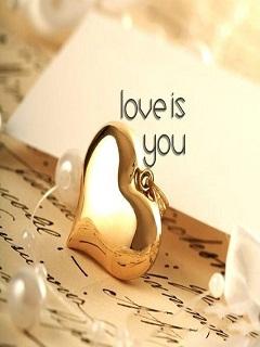 Hình ảnh trái tim 3D đẹp và lãng mạn nhất