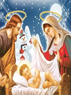Hình nền chúa Giáng sinh đẹp và ý nghĩa nhất 2018