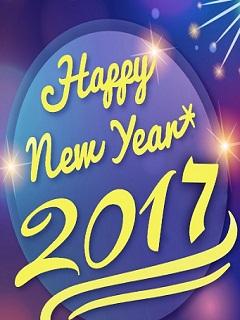 Hình nền Happy New Year 2017 cực đẹp cho dế yêu