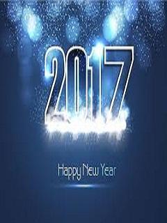 Hình nền năm mới cho máy tính – Happy New Year 2017
