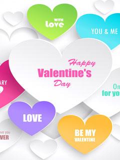 Hình nền Valentine 2017 đẹp nhất cho dế yêu