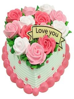 Hình bánh kem sinh nhật dễ thương nhất cho người yêu