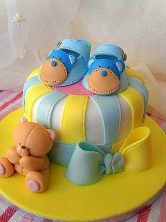 Bánh kem sinh nhật đẹp và độc nhất dành tặng bé yêu