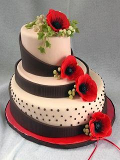 Những hình bánh kem sinh nhật đẹp nhất thế giới