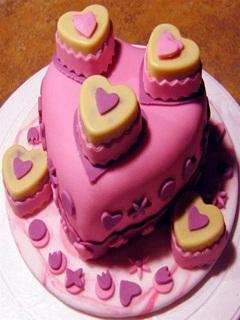 Hình ảnh bánh kem sinh nhật tình yêu đẹp và lãng mạn nhất