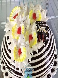Các kiểu bánh kem sinh nhật mới nhất ngộ nghĩnh dễ thương