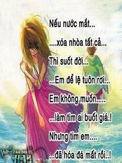 Những câu nói buồn nhất trong tình yêu khiến bạn rơi nước mắt