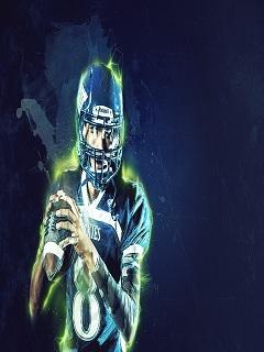Hình ảnh thể thao 3D đam mê rực lửa