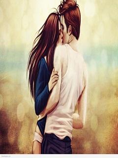 Hình nền tình yêu đôi lứa hạnh phúc