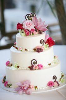 Mẫu bánh sinh nhật 3 tầng đẹp sang trọng và ấn tượng