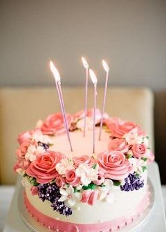 Tải hình ảnh đẹp 3d về bánh kem sinh nhật đẹp