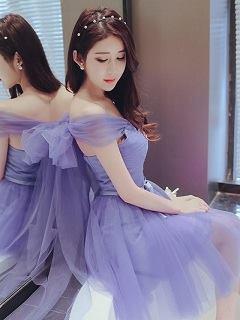 Album gái xinh Việt Nam bay bổng cùng gam màu tím lãng mạn