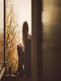 Những hình nền đẹp buồn về tình yêu giấu đi sau đôi mắt buồn