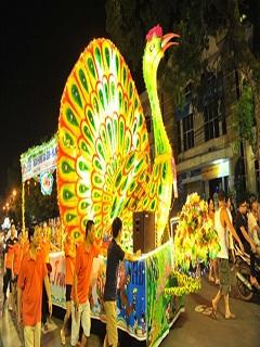 Tải hình nền trung thu đèn lồng lớn nhất Việt Nam 2017