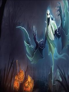 Xem hình nền halloween cực đẹp và độc đáo đến khó tin 2018