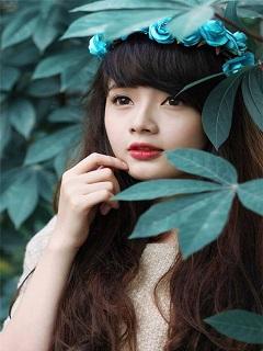 Hình ảnh đẹp girl xinh dễ thương nhất năm Mậu Tuất 2018