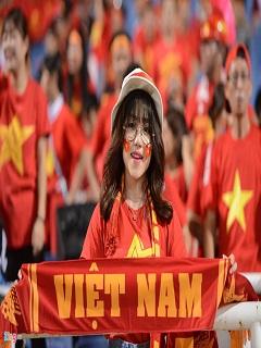 Hình nền thể thao cuồng nhiệt cùng U23 Việt Nam 2018