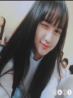 Hình đẹp girl xinh nháy mắt dễ thương đáng yêu nhất