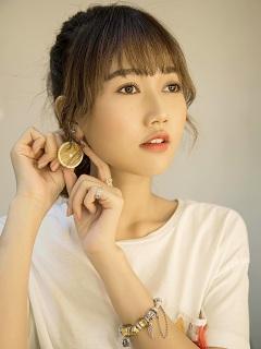 Tải hình girl đẹp nhất Sài Thành Nhung Gumiho cực duyên dáng