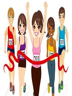 Hình nền thể thao chạy bộ mang lại giá trị vàng cho sức khỏe