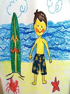 Ngắm hình nền mùa hè tuyệt vời trong suy nghĩ của trẻ thơ