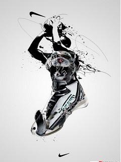 Ngắm hình nền thể thao chất lừ độc đáo đậm chất nghệ thuật