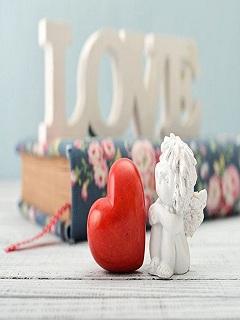 Tải hình 3d tình yêu thiên sứ mang đến tin yêu ngọt ngào